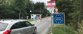 Ungarn Grenzsituation 2020 08 29